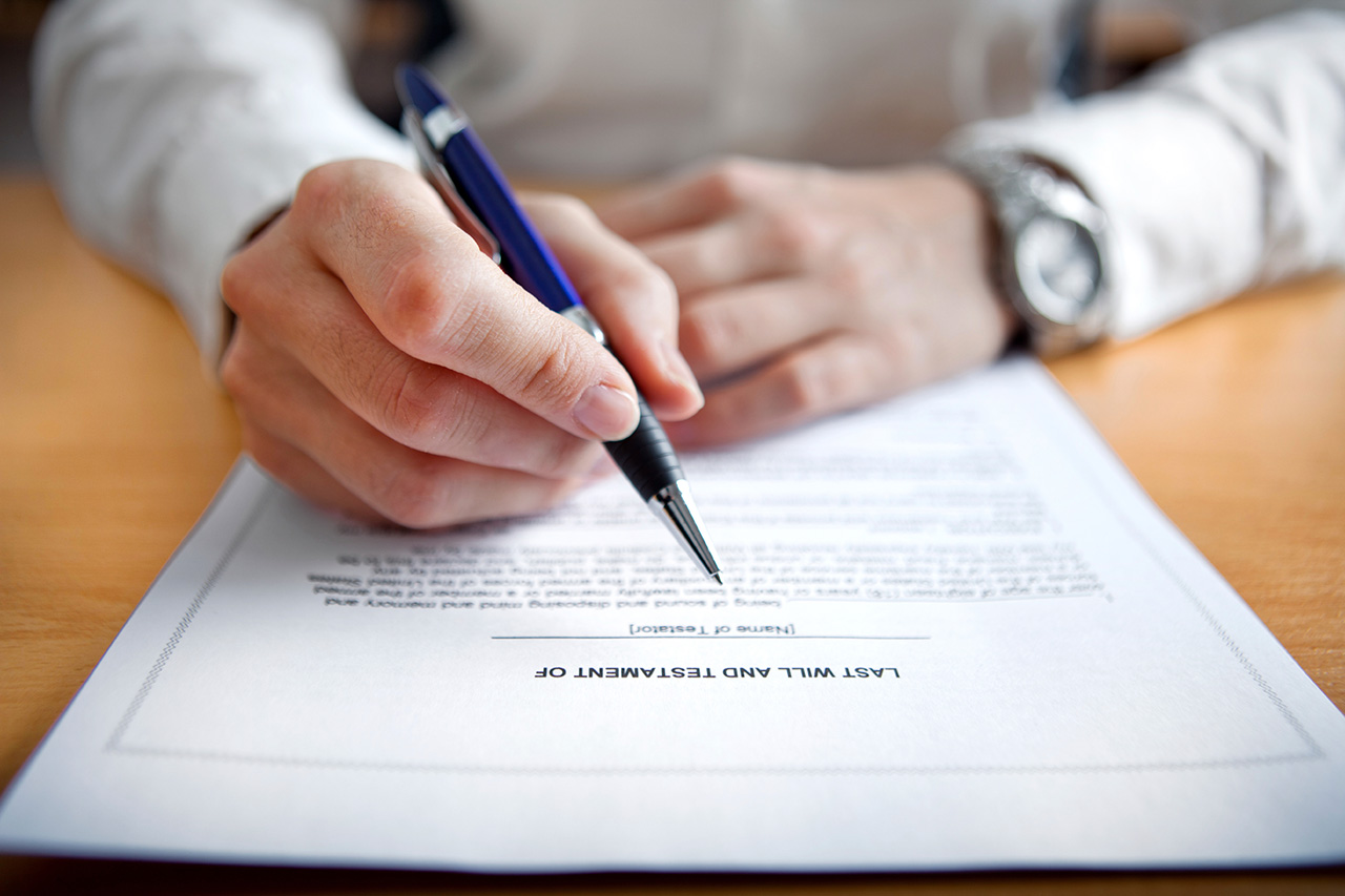 Making a Will | New Westminste...