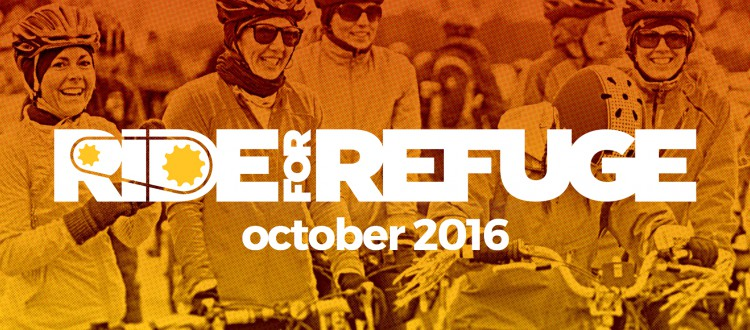 Ride for Refuge 2016