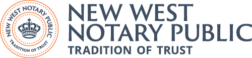 New Westminster Notary Public Logo